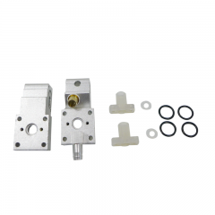 aluminium terminals, for model  U