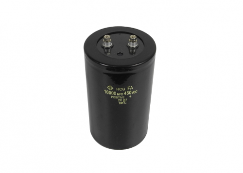energy storage capacitor, 10000μF, 450V, 90*160