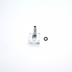 Aluminum terminal with seal for yag laser cavity, unit price (not pair price)