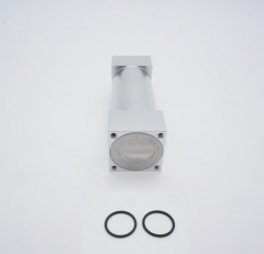 yag laser cavity main part with seal