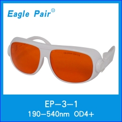 operator's goggles, Beijing Jinjihongye, Eagle pair, EP-3, for Q switch ND yag laser machines