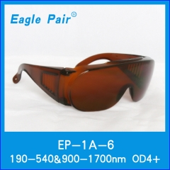 operator's goggles, Beijing Jinjihongye, Eagle pair, EP-1A, for Q switch ND yag laser machines