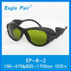 operator's goggles, Beijing Jinjihongye, Eagle pair, EP-8, for Q switch ND yag laser machines